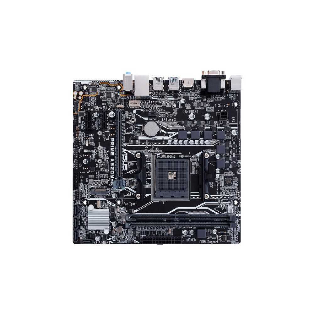 MOTHER ASUS PRIME A320M-K (AMD AM4)